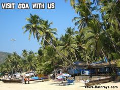 Tourist Attraction India: One of the Best Palolem Beach Goa