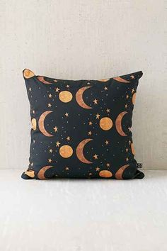 Morgan Kendall For DENY My Moon And Stars Pillow - Urban Outfitters