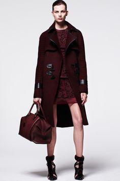 J. Mendel Pre-Fall 2014 Collection Slideshow on Style.com