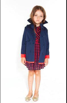 #Marc Jacob for little girls. Love it!