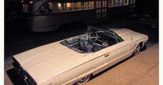 Ford - The 1965 Thunderbird Convertible