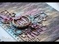 Vintage love - a layout for Mixed Media Place - YouTube