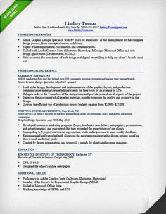 Freelance Graphic Designer Resume Sample | LiveCareer | Cover ...