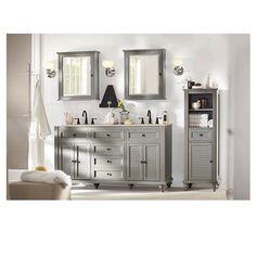 Bathroom remodel ideas on pinterest traditional bathroom Home decorators aberdeen
