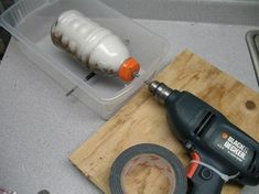 Homemade Rock Tumbler - Friendly Metal Detecting Forums - Re-Wilding Stone Crafts, Rock Crafts, Fun Crafts, Rock Tumbler Diy, Stone Tumbler, How To Polish Rocks, Dremel Tool Projects, Rock Tumbling, Homemade Tools