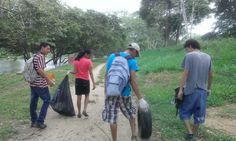 Oceana Macal River Cleanup
