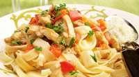 Aprikoosi-sinihomejuustobroileri - K-ruoka