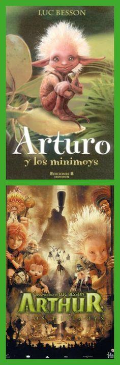 'Arthur y los Minimoys' narra las aventuras de un niño de 10 años, Arthur, que se convierte en un Minimoy, un elfo del tamaño de un diente, para encontrar un tesoro y evitar que su abuela pierda su casa. Durante esta epopeya, conocerá a la princesa Selenia y tendrá que vérselas con el malvado Maltazard.