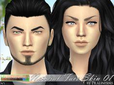 Pralinesims' PS Natural Face Skin 01