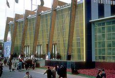 Town Planning pavilion