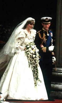 Charles and Diana ~ today, July 29th should have been their 31st wedding anniversary