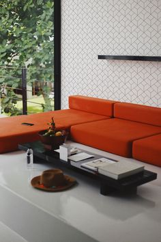 Red Couches Living Room Best Of 15 Living Room Ideas with A Red sofa that Make the Best Accent Red Couch Living Room, Living Room Sectional, Living Room Furniture, Living Room Decor, Fabric Sectional, Sectional Sofa, Chaise Couch, Brown Furniture, Leather Furniture