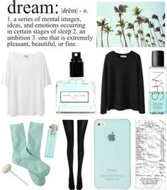 """""""Sweet dreams are made of this"""" by semabalasar ❤ liked on Polyvore"""