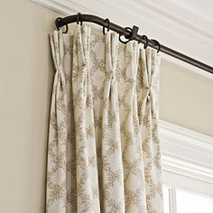 Stylish+&+Family-Friendly+Decorating +|+Iron+Curtain+Rod+|+SouthernLiving.com