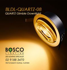 BoscoLighting QUARTZ Gimble Downlight has been meticulously crafted from high quality materials to create a perfect and eye catching light fitting for your architectural and commercial projects. Available in silver finish color. Contact us for more info! Recessed Downlights, Reception Areas, Light Fittings, Light Up, Commercial, Quartz, Led, Create, Projects