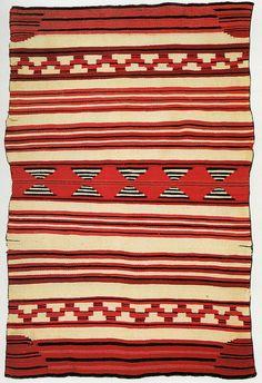 Pueblo/Navao Dresses and Child's Blanket