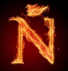 A in fire alphabet on fire pinterest realistic fiery letters and numbers fiery font letter n fire aphabets fire lettres a z 14 thecheapjerseys Images