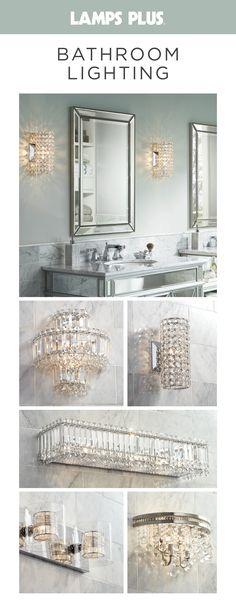 Ideas apartment bathroom lighting vanities for 2019 Vanity Lighting, Home Lighting, Club Lighting, Lighting Ideas, Task Lighting, Lighting Solutions, Bathroom Light Fixtures, Bathroom Lighting, Kitchen Lighting