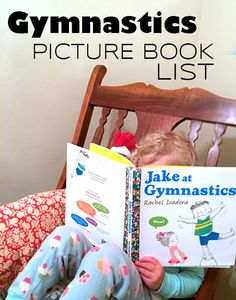 Five great gymnastics picture books. Gymnastics Gifts, Gymnastics Outfits, Gymnastics Pictures, Gymnast Workout, Gymnastics Equipment, Picture Books, Book Lists, Grandchildren, Stocking Stuffers