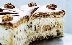 The famous walnut cake from the defunct Svinkløv Badehotel. Simply Recipes, Sweet Recipes, Cake Recipes, Dessert Recipes, Desserts, Pavlova, Cooking Cookies, Danish Food, Sweet Tarts