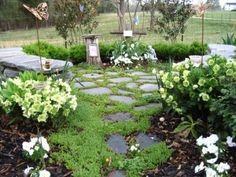memorial garden ideas google search