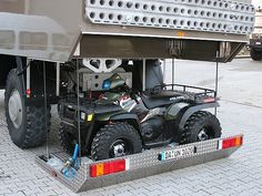 So want this on an expedition vehicle!