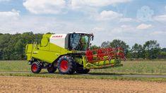 Claas Avero 240 Harvest Time, Tractors