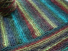 log cabin blanket-thought this was a quilt pattern, didn't think about crocheting it!