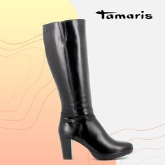 Vedd nyakadba a karácsonyi hangulatú várost ❄️✨és fedezd fel rejtett szépségeit egy kiadós séta alatt! Válassz hozzá egy kényelmes csizmát, hogy teljes legyen az élmény!😉💖 Ha olyan darabra vágysz, ami a hétköznapokon is megállja a helyét, ezt a gyönyörű Tamarist ajánljuk!🤩 #tamaris #bokacipo #Valentinacipobolt #cipobolt #cipowebshop Knee Boots, Heeled Boots, Valentino, Heels, Fashion, High Heel Boots, Heel, Moda, Heel Boots