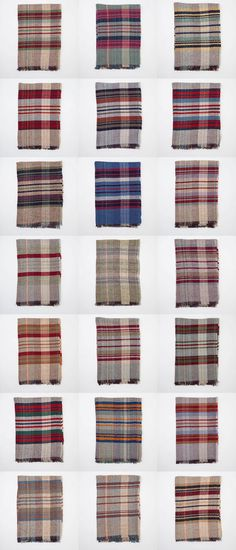 24 new colours now available in our British made recycled wool blanket! Welsh Blanket, Wool Blanket, Slow Living, The 100, Recycling, Cozy, Colours, Dreams, Pure Products