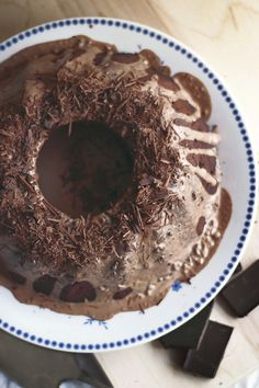 Chocolate mud cake sugar free