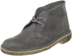 Clarks Women's Desert Boot,Grey Distressed,7 M US Clarks, http://www.amazon.com/dp/B0040GCECM/ref=cm_sw_r_pi_dp_8uaQqb05XE1N6