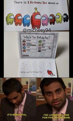 Really Funny Memes, Stupid Funny Memes, Funny Relatable Memes, Haha Funny, Hilarious, Funny Stuff, 1st Boy Birthday, Birthday Cards, Birthday Gifts