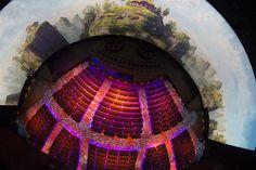Zhuhai, Worlds Largest, Theater, Castle, Ocean, Outdoor Decor, Teatro, Sea, Theatres