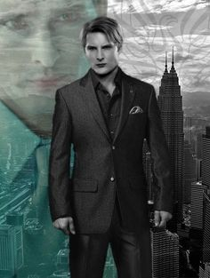 O i can't think on the spot lol Carlsile Cullen moves to new York ? Are They Ready For Dr Cullen ? Twilight Poster, Twilight Saga Series, Twilight Movie, Beautiful Stories, Beautiful Men, Carlisle Twilight, Dr Cullen, Jasper Twilight, Foto Meme