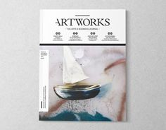 Artworks Journal is a quarterly publication focusing on the relationship between business and the arts.The Surgery partnered Artworks Journal AB to develop strategy, visual identity, design and art direction for this new publication. With a well consider…