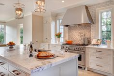 Broadmoor Kitchen with Beverly Bradshaw Interiors traditional-kitchen-cabinets