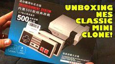 Chinese Knock-Off NES Classic Mini! https://www.youtube.com/watch?v=DBMX-YthV8Y #gamernews #gamer #gaming #games #Xbox #news #PS4