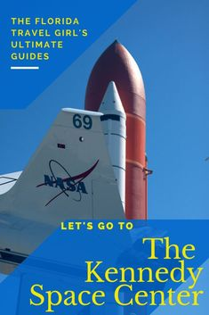 The Ultimate Guide to The Kennedy Space Center - The Florida Travel Girl State Of Florida, Florida Vacation, Florida Travel, Travel Usa, Legoland Florida, Central Florida, Florida Keys, Florida Beaches, Canada Travel