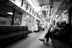 Tokyo subway travel