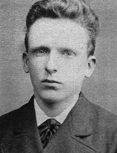 Vincent van Gogh (1853 - 1890) was a Dutch post-Impressionist painter.