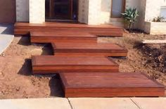 Image result for outdoor front entry step designs