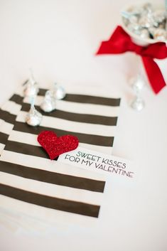 Sweet Candy Gift Ideas with Free Printables :: Valentine's Day Ideas designed by The TomKat Studio for DIY Network
