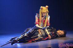 Pretty Guardian Sailor Moon ☆ La Reconquista ~ Satomi Ookubo and Yuuga Yamato as Sailor Moon and Prince Endymion