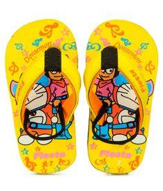 Frestol.com Yellow Sandals & Slip On