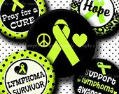 Lymphoma- for my dad who is officially in remission