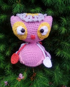 crochetowl