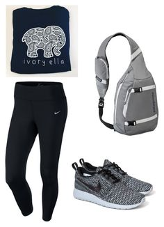 """""""Contest Entry!!!"""" by mallardi ❤ liked on Polyvore featuring NIKE, Patagonia and EJandAKTakeDC"""