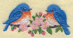 Machine Embroidery Designs at Embroidery Library! - Color Change - H4332 3 sizes