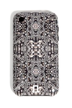 omg. Dannijo Sparo iPhone 3GS capsule case. (i want it for iphone 4 please!!)
